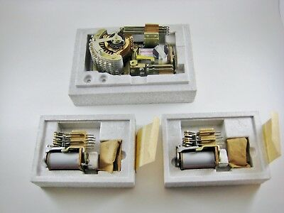 Vintage Automatic Electric Stepping Switch New old stock  Lot of 3
