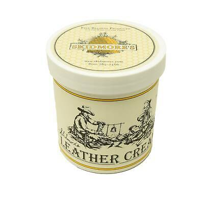 Skidmore's Leather Cream Leather Conditioner and cleaner 1 Pint tub