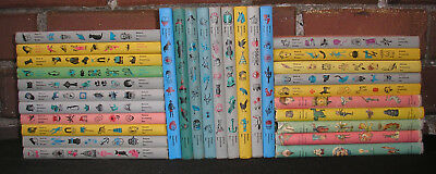Best in Children's Book Series Lot 30 Nelson Doubleday some w/ Andy Warhol art