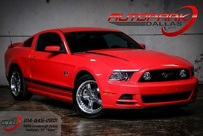 2013 Ford Mustang GT w/ Upgrades! Exhaust, Boss Intake, Wheels, Financing Available!