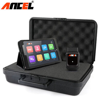 "Ancel X5 WIFI Tablet 8"" OBD2 Diagnostic Scanner ABS Airbag Oil service DPF Tool"
