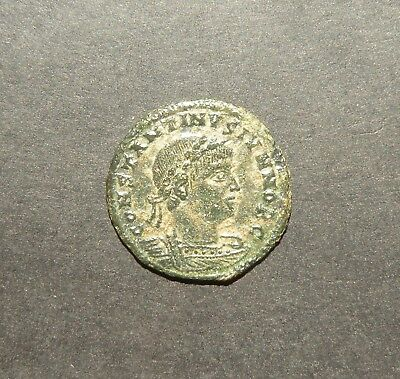 Roman Empire Coin Constantine II Caesar Ancient Bronze  AD 316-337 Antique Lot