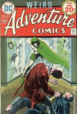 Adventure Comics (1st Series) #434 1974 GD/VG 3.0 Stock Image Low Grade