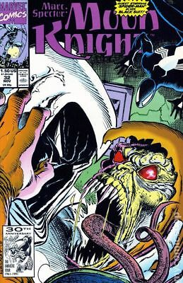 Marc Spector Moon Knight #32 1991 FN Stock Image