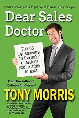 Dear Sales Doctor by Morris, Tony | Paperback Book | 9781910125069 | NEW