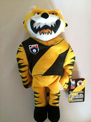 Afl Collectable Richmond Tigers Beanie Kids