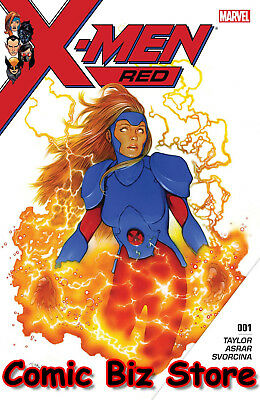X-Men Red #1 (2018) 1St Printing Marvel Legacy Tie-In Bagged 7 Boarded