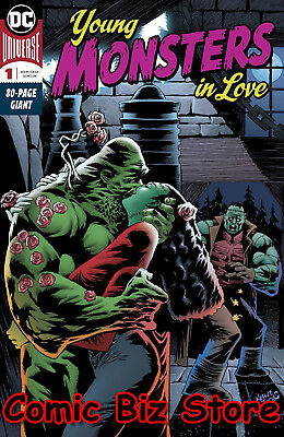 Young Monsters In Love #1 (2018) 1St Print Dc Universe Bagged & Boarded ($9.99)