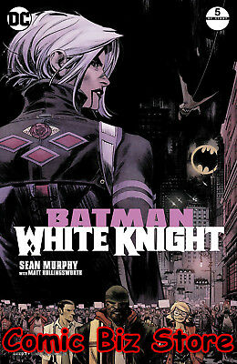 Batman White Knight #5 (Of 8) (2018) 1St Printing Dc Comics Universe Rebirth