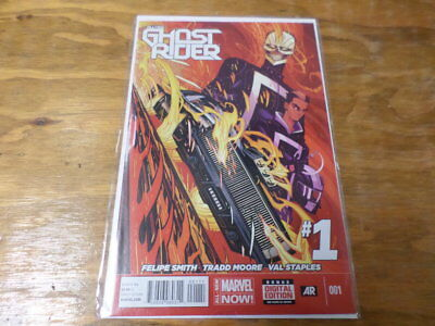 All New Ghost Rider #1 (Marvel 2014) Free Domestic Shipping