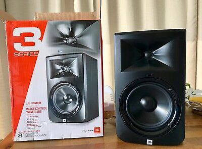 #SundayMarket JBL LSR 308 Active Studio Monitors Pair