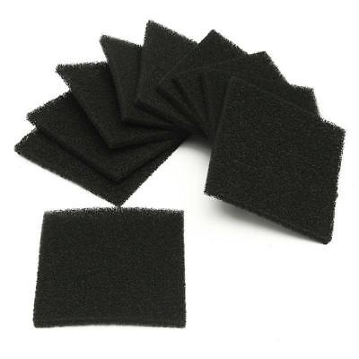 10pcs Carbon Filter Sponge 493 Solder Smoke Absorber Esd Fume Extractor Activate