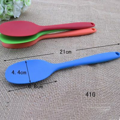 Rice Accessories Stirring 1 Pcs Serving Portable Silicone Mixing Cooking Spoon