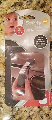 Safety 1st Multi-Purpose Appliance and/or Cabinet Strap, Baby Safety