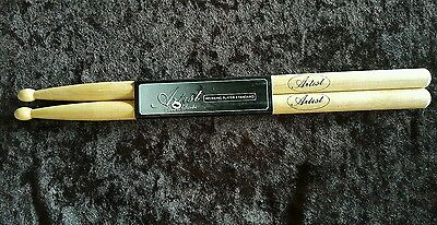 Drumsticks children/kids - Maple Junior 1 Pair - Brand New - (Qld) Drum sticks
