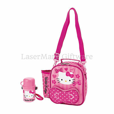Hello Kitty Lunch Bag with Bottle