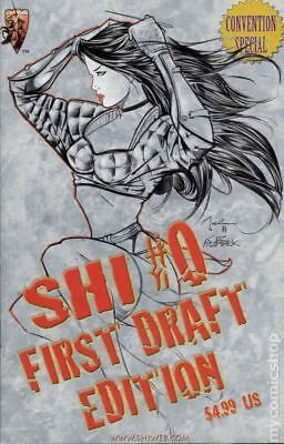Shi First Draft Edition #0 2000 VF Stock Image
