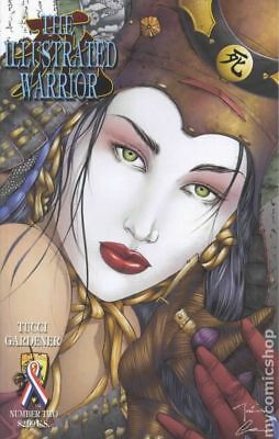 Shi The Illustrated Warrior #2 2002 VF Stock Image