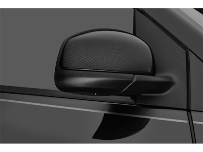 Genuine Smart 453 Fortwo Forfour BRABUS CARBON Effect Mirror Covers A4538102700