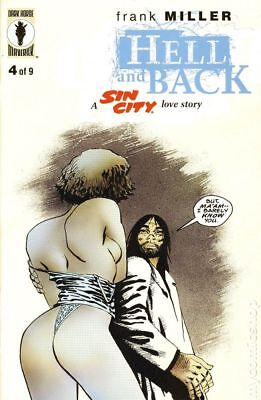 Sin City Hell and Back #4 1999 NM Stock Image