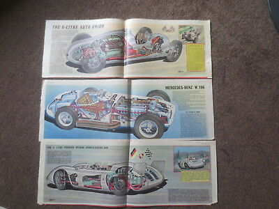 eagle comic cutaway 3x cars