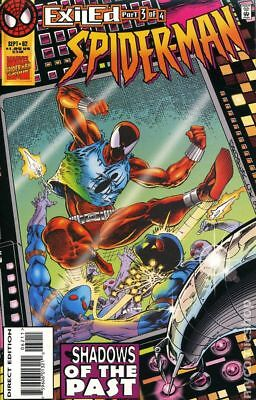 Spider-Man #62 1995 FN Stock Image