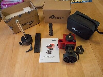 iOptron SkyTracker Pro Camera Mount, with counterweight