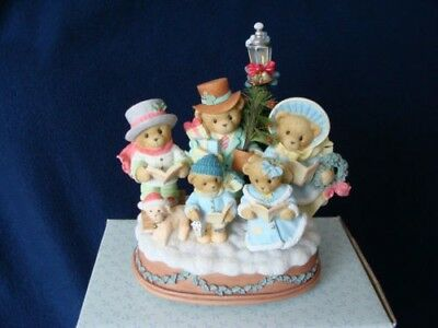 "Cherished Teddies ""All is calm all is bright"""