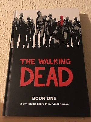 The Walking Dead Book 1 Hardcover Excellent Condition