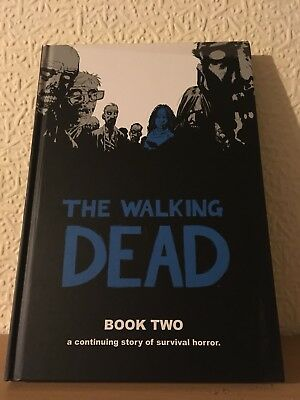 The Walking Dead Book 2 Hardcover Excellent Condition