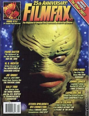 Filmfax #124 VG Stock Image Low Grade