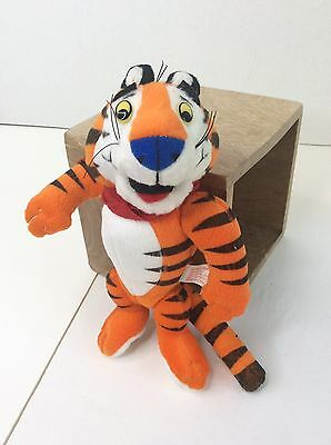 Kelloggs Frosted Flakes Tony The Tiger 1993 Cereal Premium Stuffed Plush Toy NEW