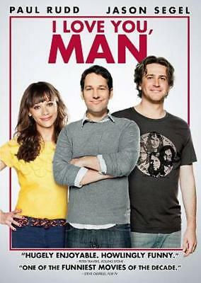 I Love You, Man Used - Very Good Dvd