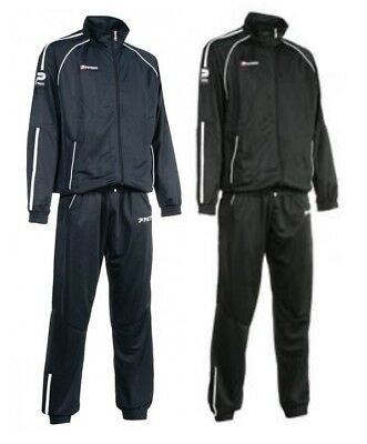 Back In Stock! Men's Tracksuit or Warm Up Jacket & Pant Set - 2 colors Available