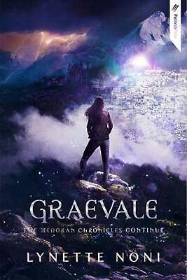 Graevale: Medoran Chronicles Book 4 by Lynette Noni Paperback Book Free Shipping