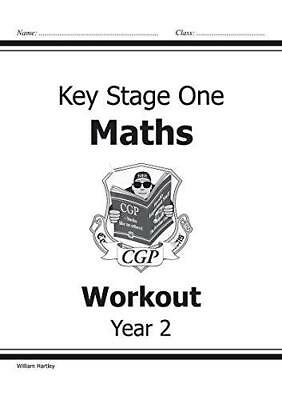 KS1 Maths Numeracy Workout Book - Year 2 by Richard Parsons | Paperback Book | 9