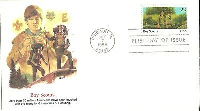 198575th Anniversary First Day Cover