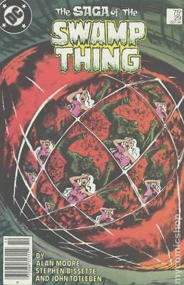 Swamp Thing (2nd Series) #29 1984 VF Stock Image