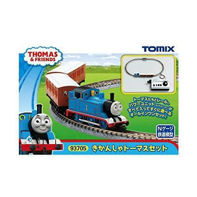 Tomix 93705 Thomas Tank Engine & Friends Thomas Starter Set N Scale w/Track No.