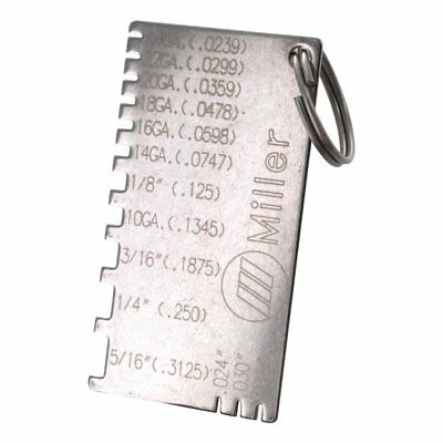 Wire gauge thickness measuring tool sheet metal gage machinist wire gauge thickness measuring tool sheet metal gage machinist measurement plate greentooth Image collections