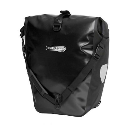 Ortlieb Back-Roller Classic bike bicycle pannier - Black