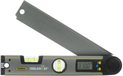 Connected Digital Angle Finder General Tools ToolSmart Bluetooth Protractor