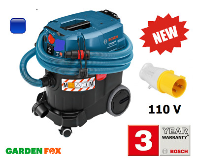 new Bosch 110V GAS 35M AFC - PRO - DUST EXTRACTOR - 06019C3170 3165140705486
