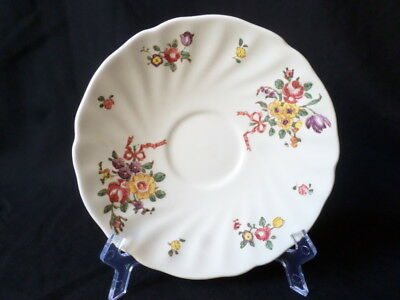Royal Doulton. Old Leeds Sprays. Saucer. D6203. Made In England.