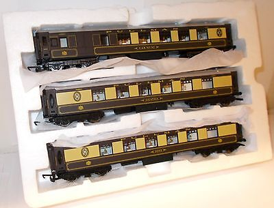 Hornby - Pullman Coaches x 3 (Ex Duke of Gloucester Set) - New in Tray - (00)