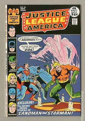 Justice League of America (1st Series) #94 1971 VF 8.0