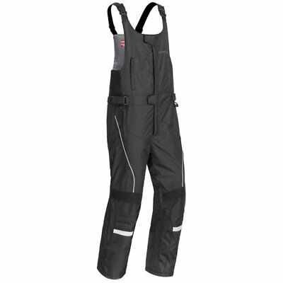 Cortech Cascade 2.1 Womens Snowmobile Bibs Black