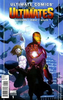 Ultimates (Marvel Ultimate Comics) 1B 2011 VF Stock Image