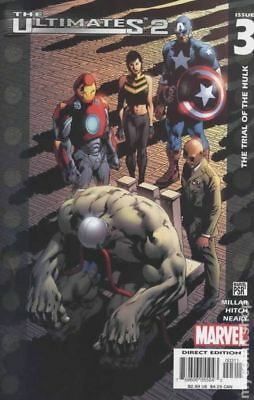 Ultimates 2 (2nd Series) #3 2005 FN Stock Image