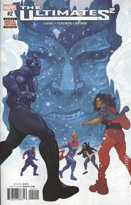 Ultimates 2 (Marvel) #2A 2017 NM
